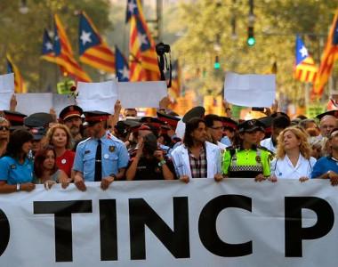 « No tinc por ! » Un cri d'unité espagnol contre le terrorisme