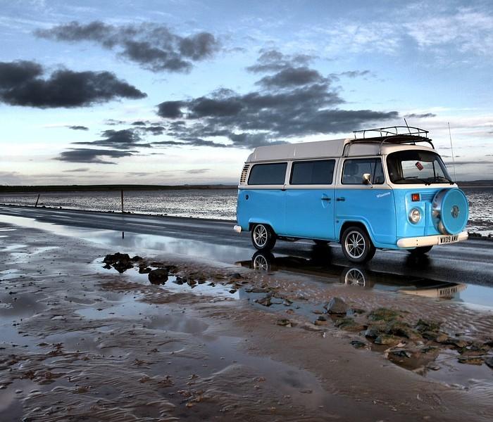 Voyager en camping car: entre organisation et aventure