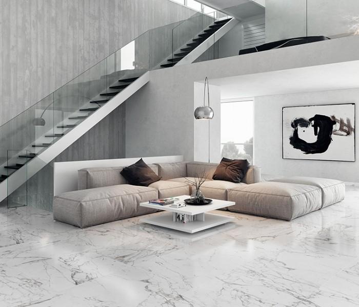 5 raisons d'opter pour le marbre dans votre salon