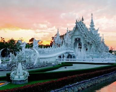 Aventure en Thaïlande : visite des parcs nationaux