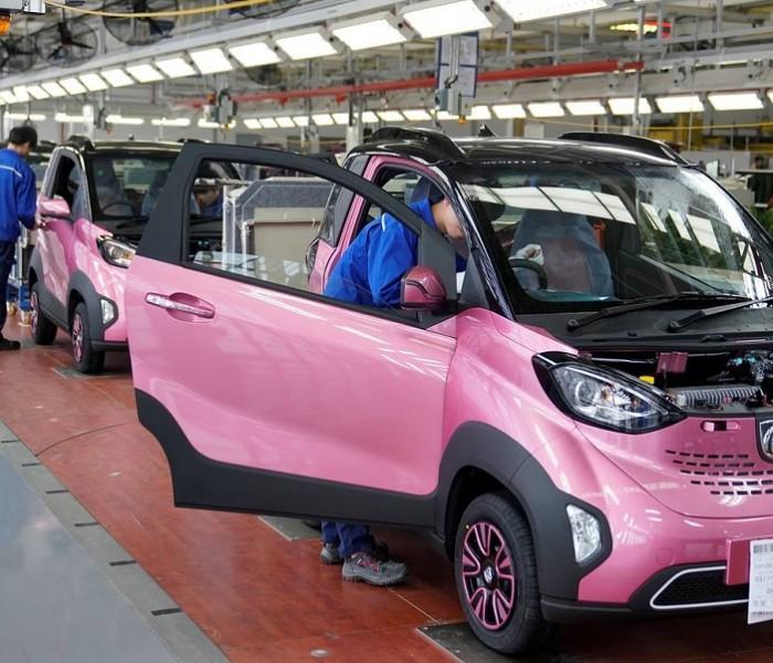 Automobile : la Chine prend le pouvoir