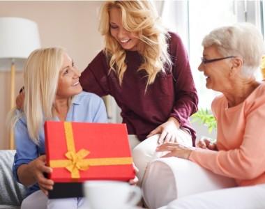 Des cadeaux pour faire plaisir à grand-mère