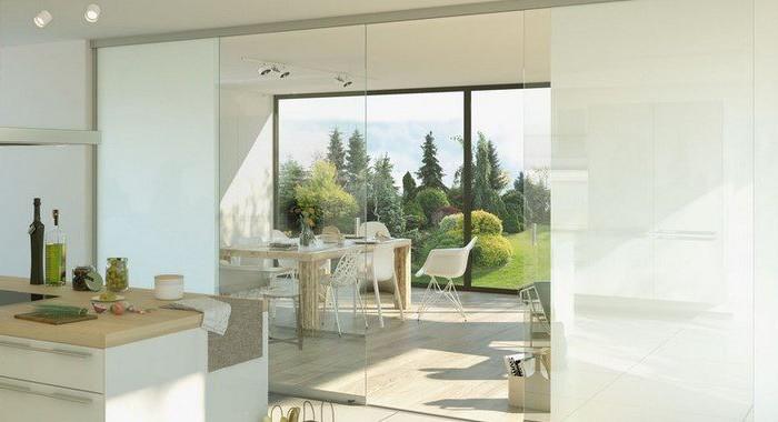 La baie vitrée: l'atout modulable pour l'intérieur et l'extérieur de votre habitation