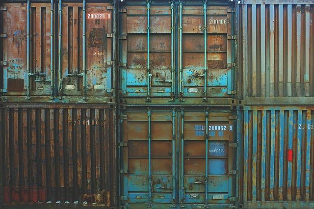 Les différents types de containers