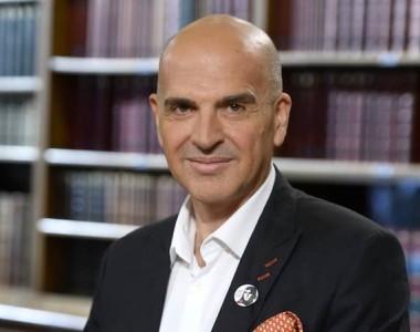 Dimitri Casali, auteur et historien