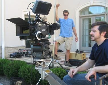 Tournage de film : le repérage