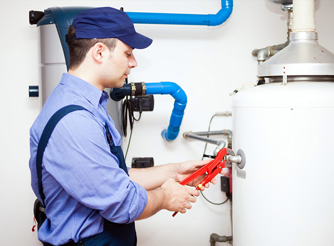 Comment réparer une fuite sur un ballon d'eau chaude ?