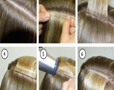 Suivre la tendance en adoptant les extensions de cheveux
