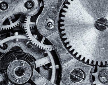 Le principe de la mécanique de précision