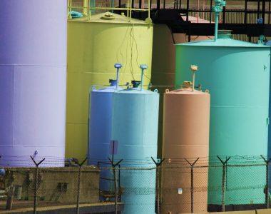 Comment nettoyer une cuve de stockage de produits pétroliers ?